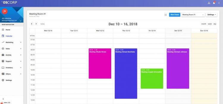 calendar compressed 750x350 - Best CRM for small business